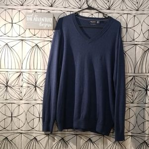 Nautica Luxury Performance Sweater